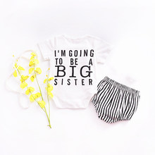 New Newborn Baby Girl I have a secret Cotton Short Sleeve Romper Jumpsuit Clothes Outfits Letter Printing Cotton Short Dress(China)