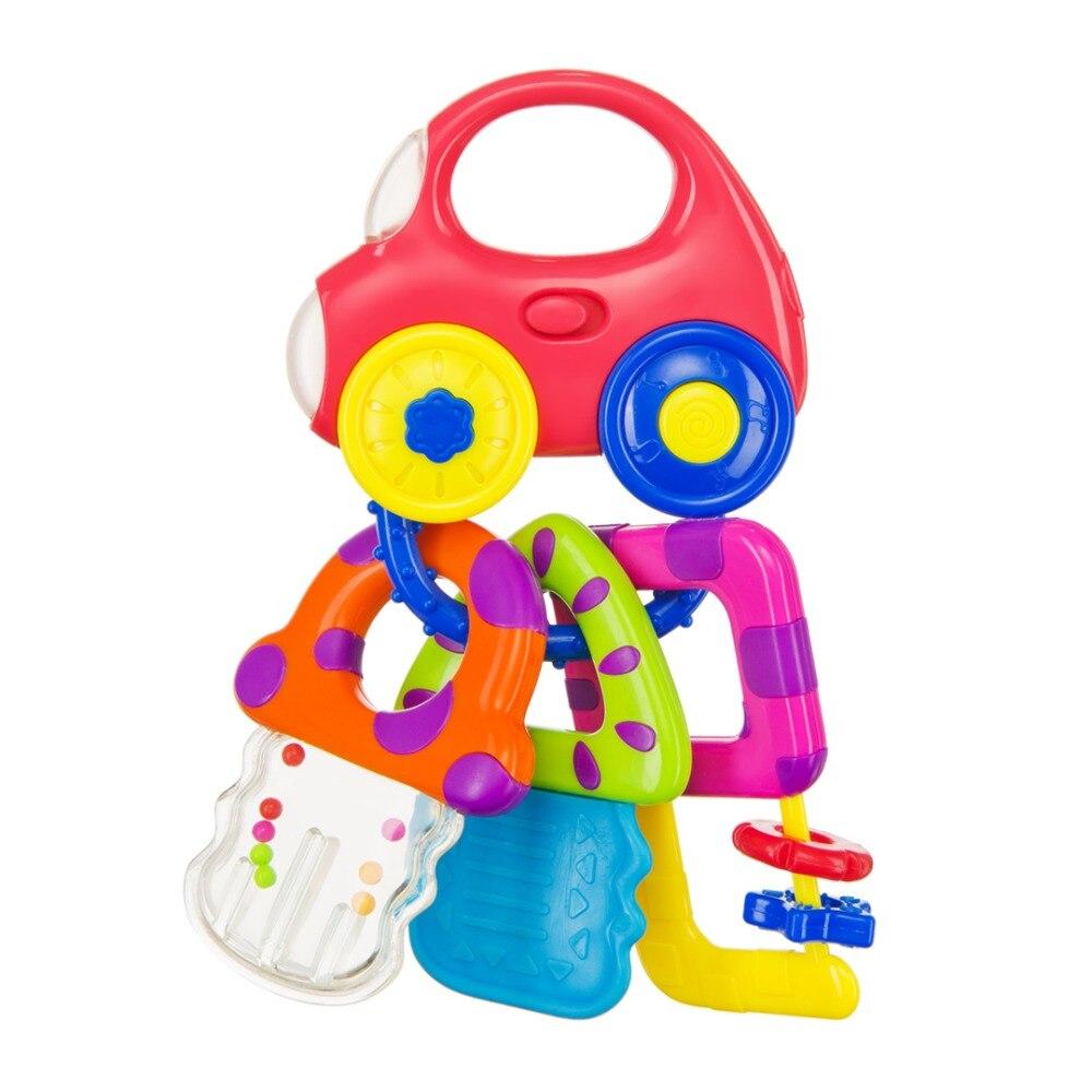 Musical charm BABY CAR KEYS Happy Baby 330368 прорезыватели happy baby teether keys