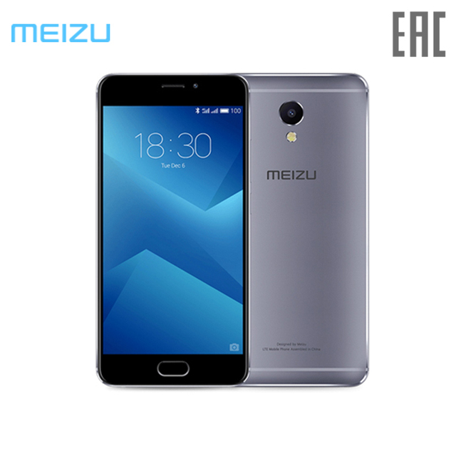 Смартфон Meizu M5  Note  3 ГБ + 32 ГБ  Официальная гарантия 1 год  Бесплатная доставка от 2 дней