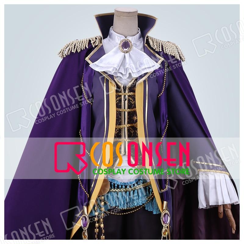 IDOLiSH7 Mitsuki Izumi Celestial Pilgrimage Throne of the Stellar Cosplay Costume COSPLAYONSEN All Size