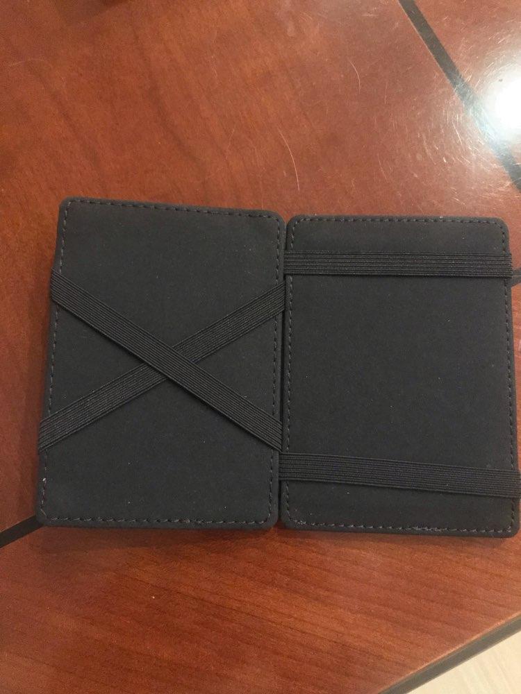 Материал Подкладки:: Синтетическая Кожа; небольшой бумажник женщин; мужской мини-кошелек;