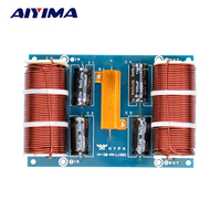 AIYIMA Speakers Subwoofer Frequency Crossover Divider Filter 800W DIY For Home System Bass Audio Speaker Dedicated