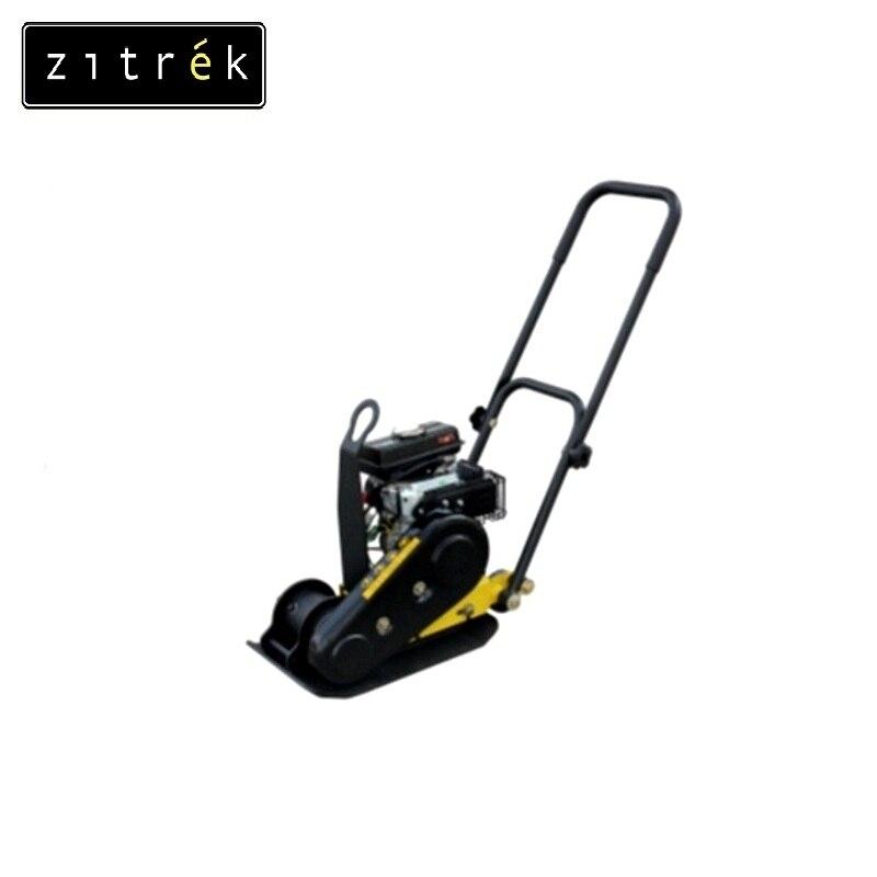 Vibroplita Zitrek z3k61 (Loncin 152F, 2,8 hp) Soil tamper Vibratory plate Plate compactor Vibrating board original plate yd07 lj41 02248a lj41 02249a buffer board