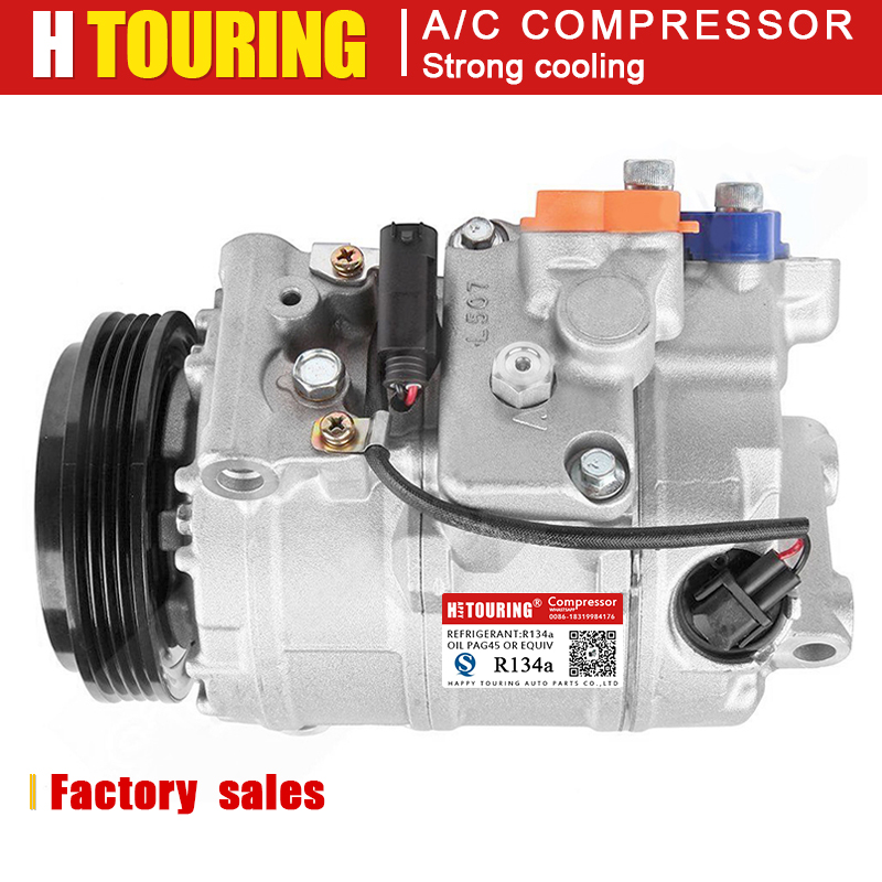 Air-conditioning Installation Back To Search Resultsautomobiles & Motorcycles 7seu17c 7seu16c Air Cond Compressor For Bmw 545i 550i 645ci 650i 745i Li 750i Li 760i Li V8 64522147459 64526901781 64526915083 A Plastic Case Is Compartmentalized For Safe Storage