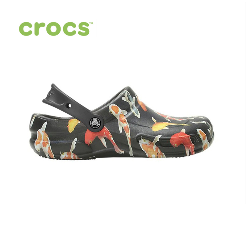 Фото - CROCS Bistro Graphic Clog UNISEX for male, for female, man, woman TmallFS shoes women high heel shoes platform pumps woman thin high heels party wedding shoes ladies kitten heels plus size 34 40 41 42 43