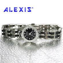 Женские новые часы керамические модные круглые pnp блестящие