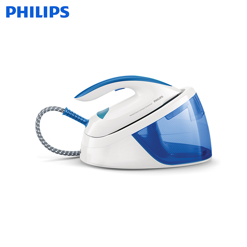 Steam station Philips GC6804/20 steam generator iron ironing set steam iron steamgenerator GC 6804 electriciron professional 450f ceramic vapor steam hair straightener with argan oil infusion steam flat iron ceramic vapor fast heating iron