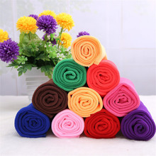 1Square Small Soft Fiber Cotton Face Hand Car Cloth Towel House Cleaning Practical Quick Drying Outdoor