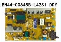 BN44 00645B אספקת חשמל עבור מסך UA40F5500AR T CON להתחבר לוח וידאו-במעגלים מתוך מוצרי אלקטרוניקה לצרכנים באתר