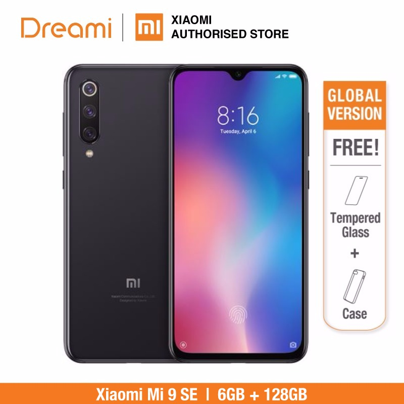 Global Version Xiaomi Mi 9 SE 128GB ROM 6GB RAM (Brand New And Sealed) Mi9SE128