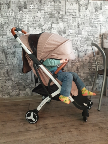 2019 YOYAPLUS 3 baby stroller light folding umbrella car can sit can lie ultra-light portable on the airplane