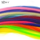 MNFT 3PCS Mixed Color Fly Tying Materials Fibre Synthetic hair Fibres