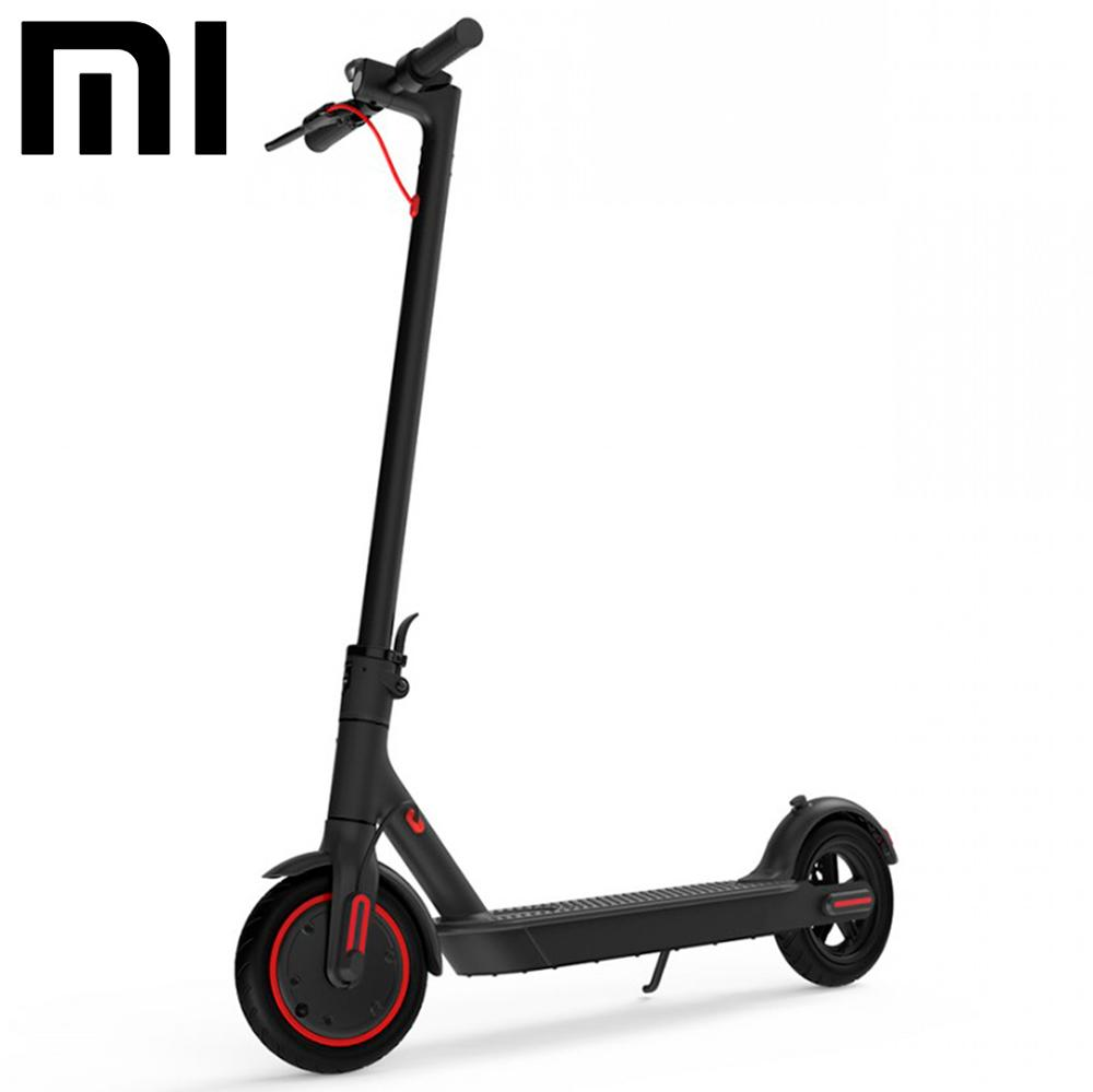 Elektrosamokat Xiaomi M365 PRO Electric Scooter LED Backlight high quality elektrosamokat guarantee throughout Russia