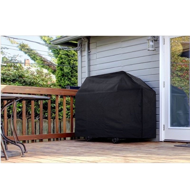 Waterproof BBQ Grill Barbeque Cover Outdoor Grill Rain UV Proof Canopy Dust Protector For Gas Charcoal Electric Barbecue Stove-in Covers from Home u0026 Garden ...  sc 1 st  AliExpress.com & Waterproof BBQ Grill Barbeque Cover Outdoor Grill Rain UV Proof ...