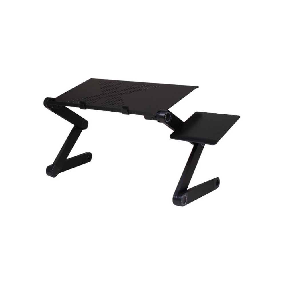 Us 2863 30 Offportable Mobile Laptop Standing Desk For Bed Sofa Laptop Folding Table Notebook Desk With Mouse Pad For Bureau Meuble Office In