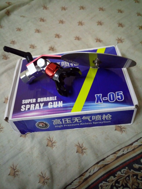 Paint Sprayer Universal Guide Tool(1-Set) photo review