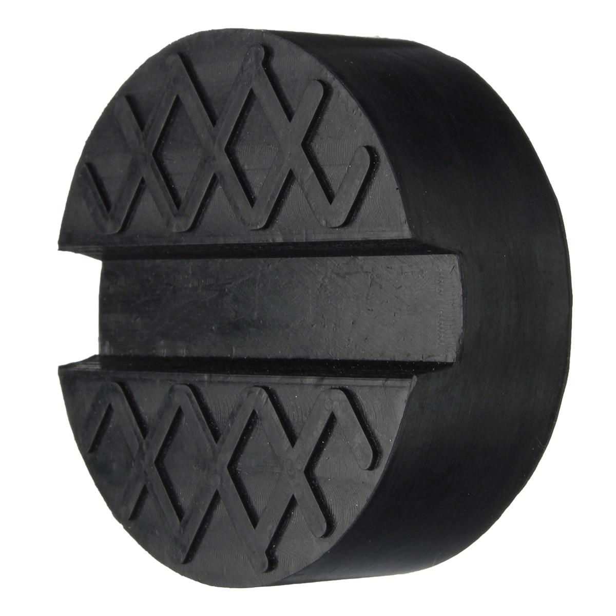 Противоскользящие щелевые Рамки Rail домкрат диск резиновая прокладка для Pinch сварки боковых jackpad