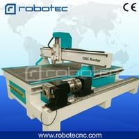 8ft ROBOTEC 4 * הנתב cnc 1325 עם שולחן ואקום אוויר 4.5kw עבור דיקט diy חיתוך