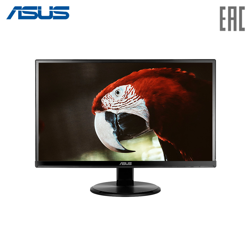 Фото - Monitor ASUS 21.5 VA229H Black IPS/LED/Wide/1920x1080/5ms/178*-178*/250 cd-m/100000000:1/+HDMI+MM cd led zeppelin ii deluxe edition