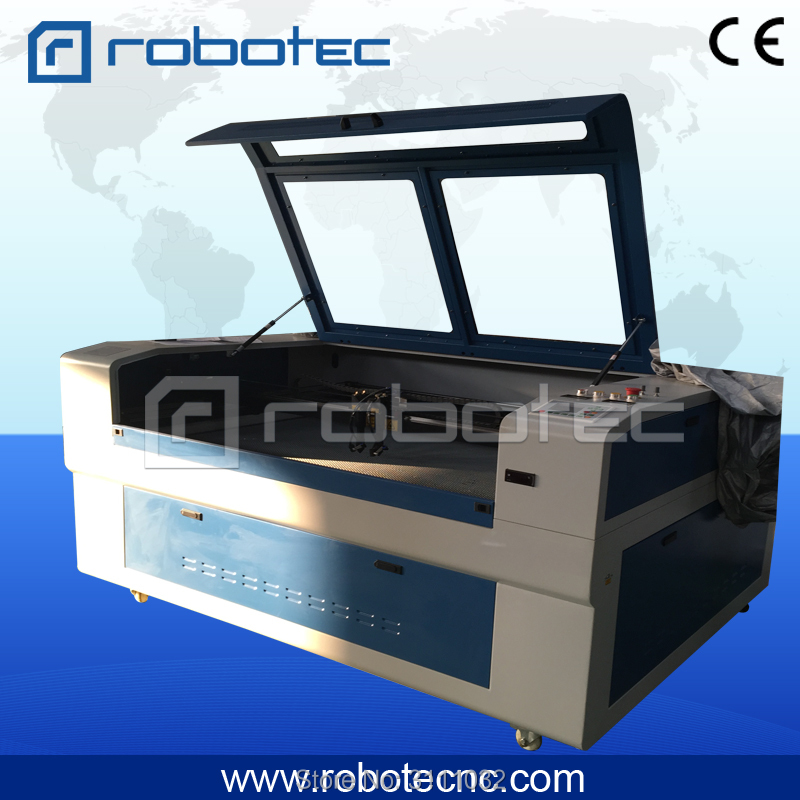 Купить с кэшбэком Robotec Honeycomb Table Laser Engraver 1390 Wood/acrylic/mdf/plywood Laser Cutting Machine