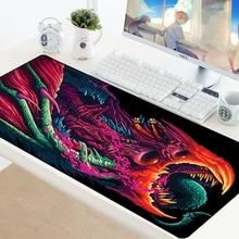 Большой размер игровой коврик для мыши Grande для CS GO большое чудовище геймер XL XXL компьютерная коврик для мыши для Csgo Muismat PC 900×400 мм