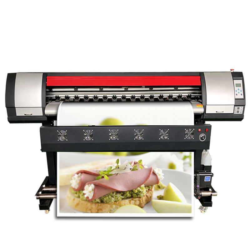 High Quality 1.6M Thermal Printer Sublimation Printer With 5113 Head Large Format Sublimation Printing Machine Made In China