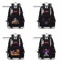 2018 new backpack Yu Gi Oh! Backpack student bookbag Knapsack women men Travel bag Laptop Shoulder Packsack 14 style