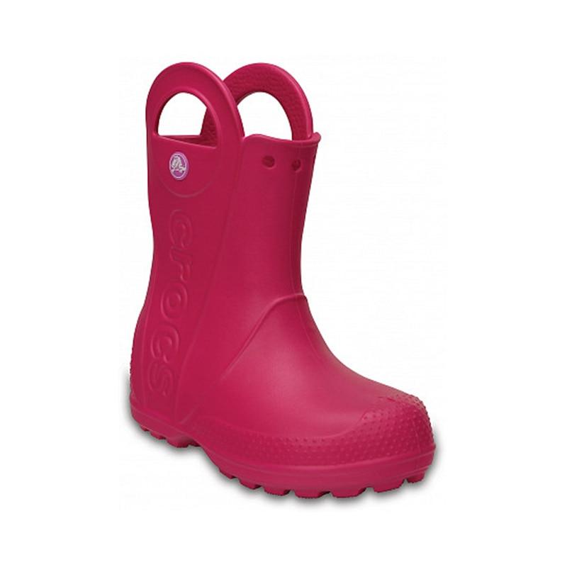 CROCS Handle It Rain Boot Kids KIDS or boys/for girls, children, kids TmallFS