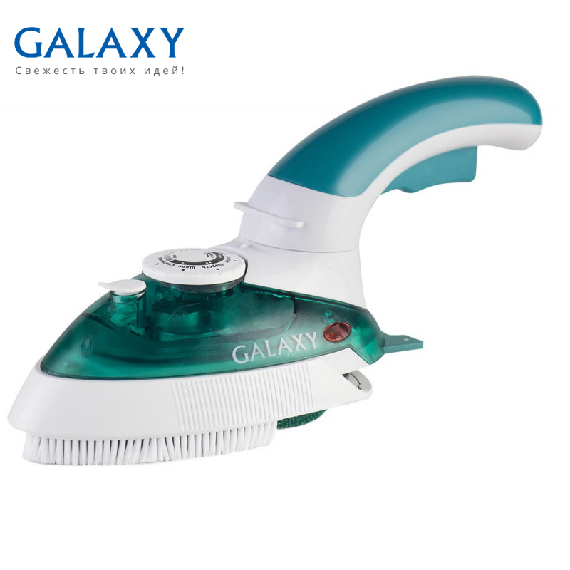 Steam cleaner Galaxy GL 6191 turquoise steam iron galaxy gl 6108