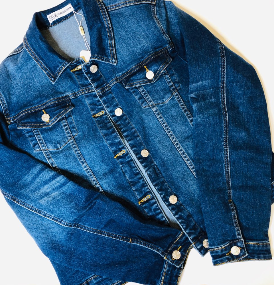 Классическая джинсовая куртка отзыв