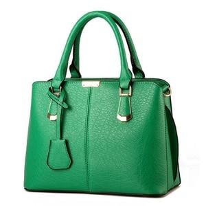 Image 4 - FGJLLOGJGSO Trend w modzie miękka torebka torba damska torebka torba na ramię ze skóry PU casual Crossbody torba kobieta Sac A Main