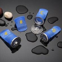 1 шт. напольные сливные трубы части под подушечкой из силиконового геля дезодорант ванная комната трап запах ядро 4 вида