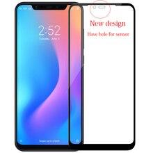 Cristal templado 3D para Xiaomi Mi 8 SE Nillkin CP + MAX Curve, cobertura completa, 9H Arc Premium, película protectora de pantalla para xiaomi mi 8 SE