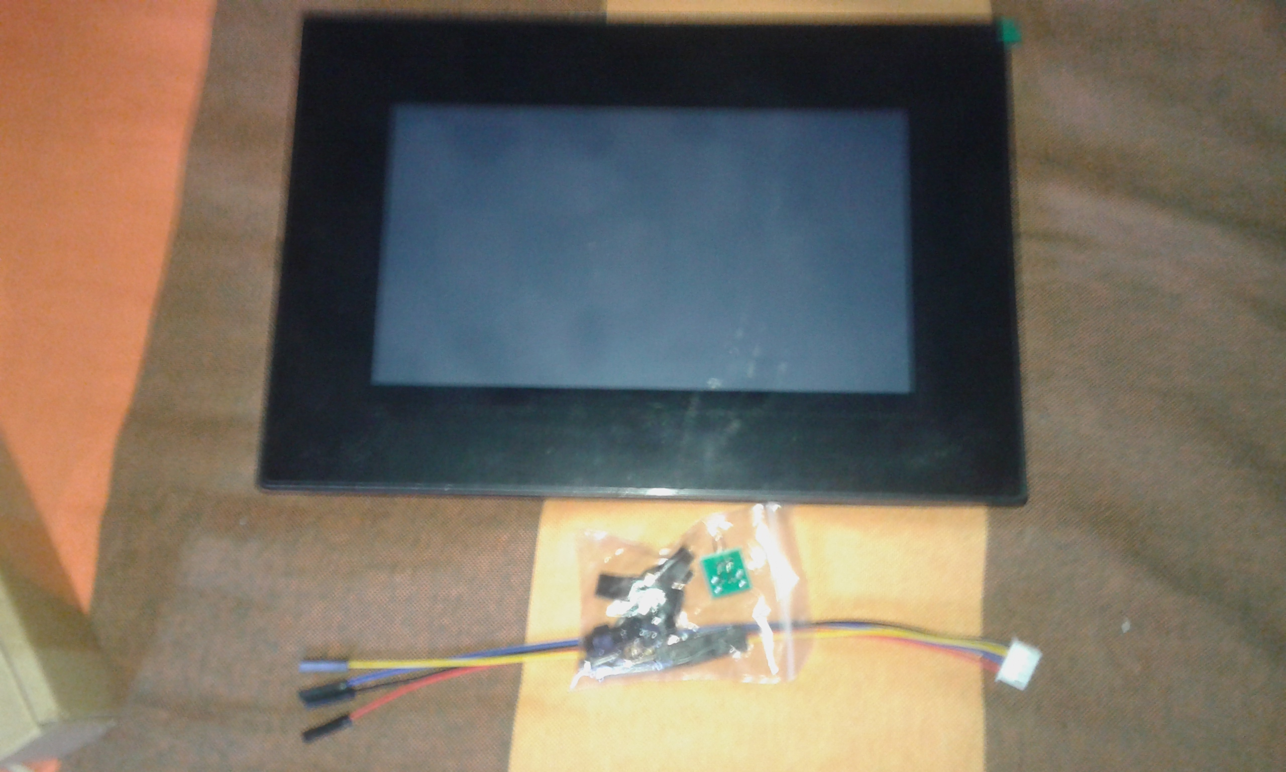 """7.0"""" Nextion Enhanced HMI Intelligent USART UART Serial TFT LCD Module Display Resistive Capacitive Touch Panel w/ Enclosure"""