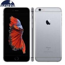 Оригинальное разблокирована Apple iPhone 6 s мобильный телефон 4.7 »IPS 12.0MP A9 Dual Core 2 ГБ Оперативная память 16/ 64/128 ГБ Встроенная память 4 г LTE смартфон