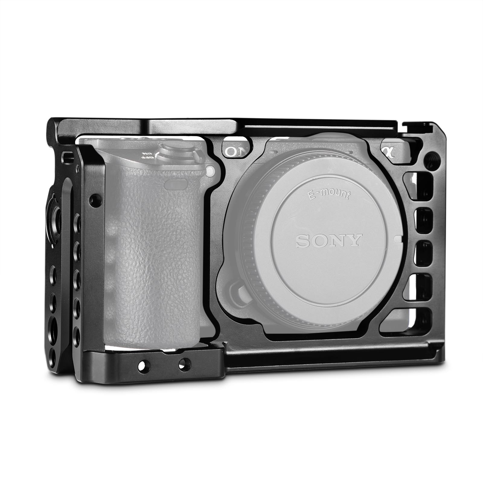 SmallRig Cage for Sony Alpha A6500 / ILCE 6500 4K Compact System Mirrorless Camera - 1889 sony alpha ilce 7s body