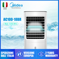 Midea Air Cooler chiller Water Humidifier and Ionizer with Remote Control for Remote control 6000 If AC100 18BR Fans    -