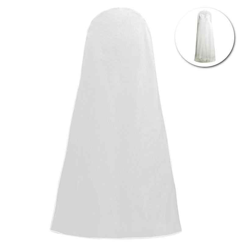 Detail Feedback Questions About Breathable Transparent Wedding Dress