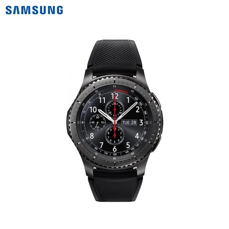 Smart Watches Samsung Gear S3 frontier умные часы samsung gear s3 frontier титан