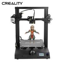 Новые Creality 3D-принтеры обновления V2.1 плата CR-20 3D-принтеры комплект Поддержка резюме после Мощность от 220*220*250 мм