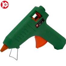 Термоклеевой пистолет Калибр ТКП-72, мощность 72Вт, клеевая туба диаметр 11,2мм, температура 150-190 °С, расход клея 7,0 г/мин