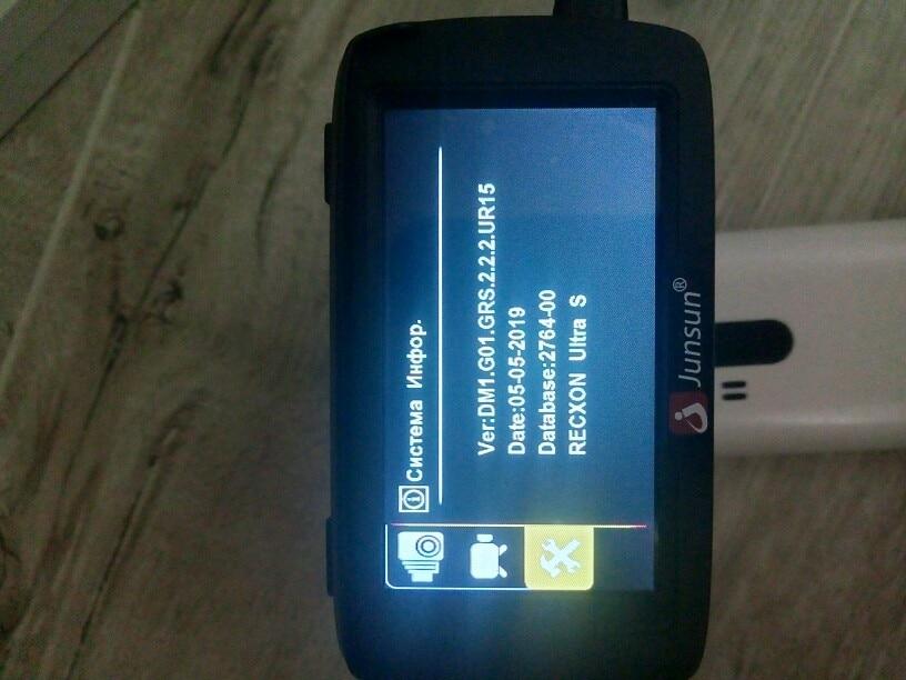 Junsun L2 3 in 1 Video Recorder Car DVR Camera Ambarella A7 Radar Detector GPS LDWS Full HD 1296p 170 Degree dash cam Registrar