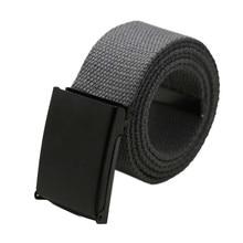 High Quality Unisex Canvas Belt