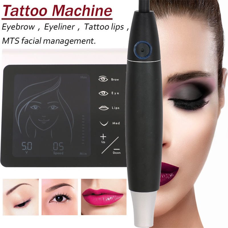 V7 Charme Princesse Liberty Permanent Makeup Machine Pen Kit Made-In-Germany Eyebrow Lip Eyeline tattoo machine +50pcs NeedleV7 Charme Princesse Liberty Permanent Makeup Machine Pen Kit Made-In-Germany Eyebrow Lip Eyeline tattoo machine +50pcs Needle