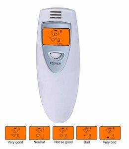 Image 2 - Túi Hơi Thở Hôi Tester Chăm Sóc Sức Khỏe Tiện Ích Breathalyzer Detector Phân Tích Mùi Khắc Phục Miệng Nội Bộ Khử Mùi Meter nước súc miệng