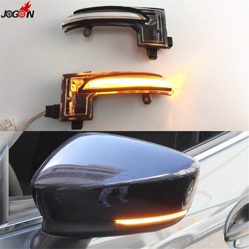 Dynamic Turn Signal Rearview Mirror Indicator Blinker Repeater Light For Mazda3 Mazda 3 Axela Mazda6 Mazda