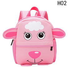 Здесь можно купить   Cartoon Kids School Bags For Children Girl School Backpacks For Kindergarten Baby Mochila Infant School Bags Boy Backpacks Special Purpose Bags