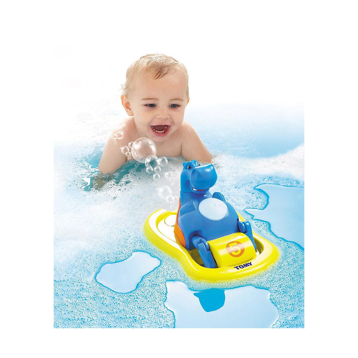 Bath Toy TOMY 1602936 Bathing toys Bath Rubber Duck Doll Rubber Toys for bathroom on suckers Kids for girls boys new bouncy castle with slide trampoline for kids toys inflatable bouncer inflatable toys bounce house