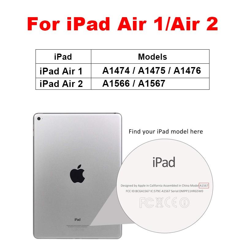 Закаленное стекло для iPad 9,7 Air 1 2 Защитная пленка для экрана для iPad Mini 1 2 3 4 5 Защитная пленка для iPad Pro 11 10,5 9,7 - Цвет: For iPad Air 1 Air 2