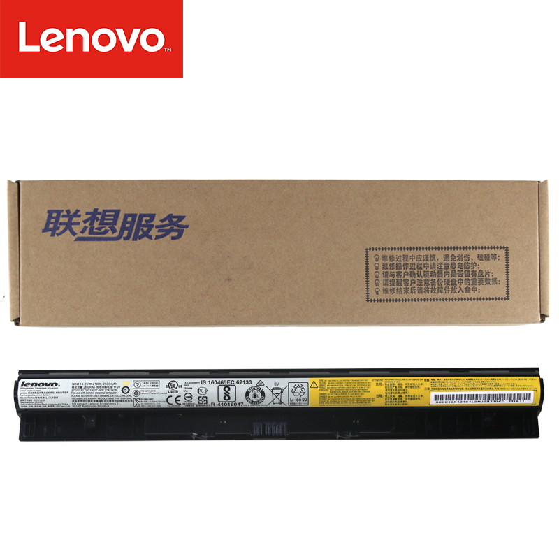 Original Laptop battery For Lenovo G40-45/G40-70/G40-80 xiaoxin V1000 V2000 Z50-70/Z50-80 Z40-70/Z40-75 G50-70/G50-80 ac dc jack power charging port connector plug socket for lenovo b40 b50 g40 g50 z40 z50 z41 z51 y50 y70 e40